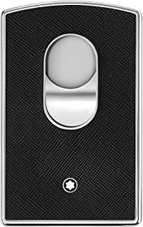 Montblanc Sartorial 硬殼名片夾黑色 116390