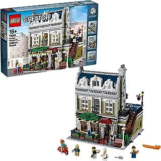 LEGO 乐高 创造者专家10243巴黎餐厅(2469件装)
