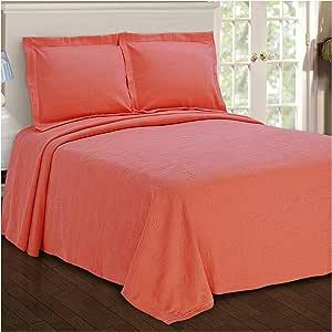 Superior 床单 paise-tw-aq 佩斯利涡旋纹花呢提花 matelasse 高级棉质床单,浅绿色,双人床