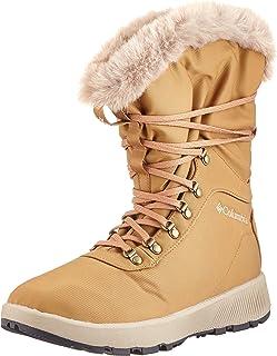 Columbia 女士 Slopeside Village Omni-Heat Hi 雪地靴