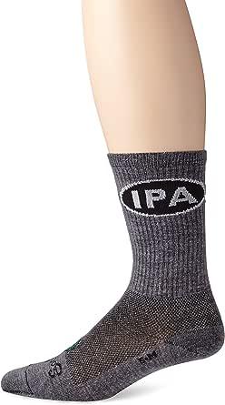 SockGuy 男士 Ipa Socks 灰色 小号/中号