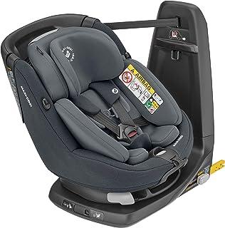 Maxi-Cosi Axissfix Plus 可转换汽车座椅,旋转汽车座椅 Authentic Graphite