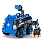 Paw Patrol 狗狗巡逻队 - Mission Paw - Chase's Mission Police Cruiser