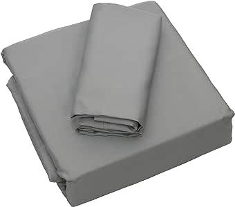 ThermalSense 温度平衡床单套装 灰色 加州King size 13552ATC