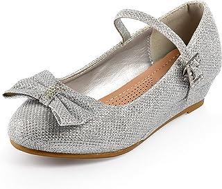 Nova Utopia 女童低中防水台凉鞋