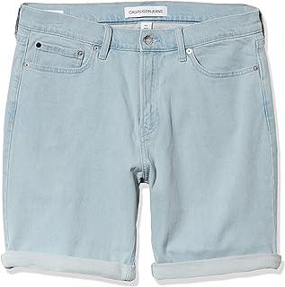 Calvin Klein 卡尔文·克莱恩 男式 牛仔短裤