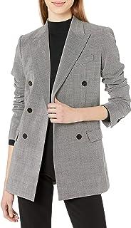 Theory 女士双排扣裁缝夹克
