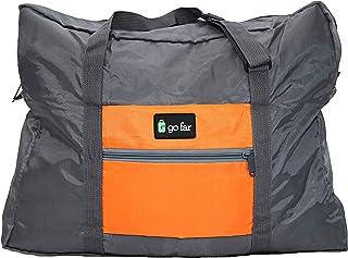 GoFar 小型口袋旅行包,适合商务和个人旅行 橙色