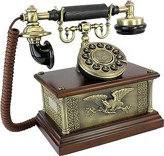 Design Toscano 总统美国鹰队 1910 复制品复古电话 黑色 PM1911