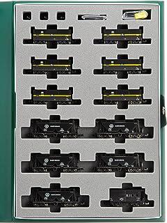 Kato N轨距 伯备线石灰运输货物列车套装 特别企划品 10-1158 铁道模型 货车
