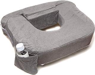 MY brest friend 深灰双胞胎哺乳枕(进口直采 美国品牌)【仅限北京、上海、广州购买】