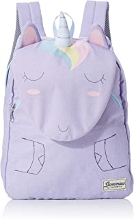 SAMSONITE Happy Sammies - Children Backpack S School Backpack, 28 cm, 7.5 liters, Multicolour (Unicorn Lily)