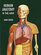 Human Anatomy in Full Color (Dover Children's Science Books) (English Edition)