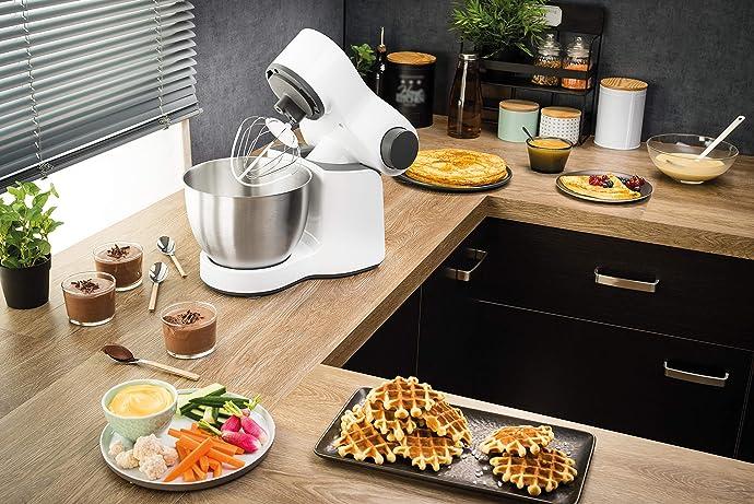 Krups KA3121 多功能厨房料理机 厨师机 ¥1334