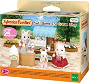 Sylvanian Families 5054 Soft Serve 冰淇淋商店