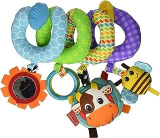 Infantino 螺旋吊饰玩具 蓝色