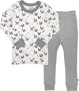 Finn + Emma *棉幼儿睡衣套装 狐狸 12-18 Month