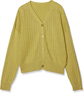 N. Natural Beauty Basic開衫 棉質針織開衫 女士 166-0175408