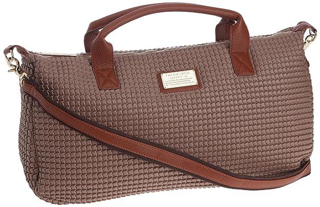 e4e60d13b9 Paquetage Maxi Cabas Giacomo 女士单肩包棕色(灰褐色) Einheitsgröße-鞋靴-亚马逊中国