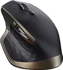 Logitech 罗技无线+H100鼠标 MX Master无线大师鼠标 (910-004337)