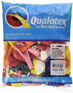 """Pioneer 气球公司标准不透明 assortment 乳胶气球 白色 9 """""""