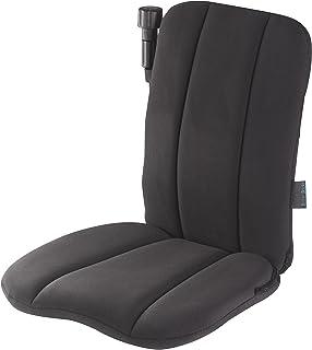 Jobri BetterBack ErgoSeat VLS - *座椅靠垫,带可调节腰部支撑 - 便携式、符合人体工程学的椅背支撑 - 适合汽车、办公室和家庭使用