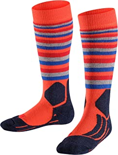 FALKE 儿童 Sk2 条纹袜