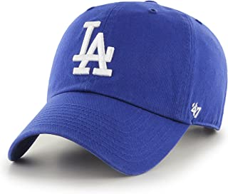 47 Brand Cap MLB Los Angeles Dodgers CLEAN UP