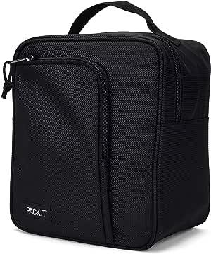 PackIt Freezable Commuter 午餐盒 黑色 AMZ-MU-BAK