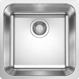 Blanco 鉑浪高 523356 Supra 400-IF 廚房水槽 不銹鋼刷頭 400毫米 水槽寬度