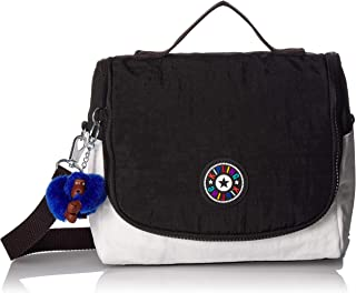 Kipling Kichirou Insulated Lunch Bag, Removable, Adjustable Crossbody Strap, Zip Closure