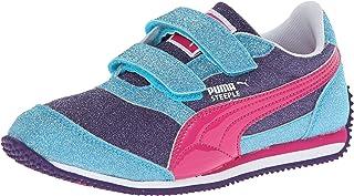 PUMA Steeple Glitz Multi V 运动鞋(婴儿/幼儿/小童)