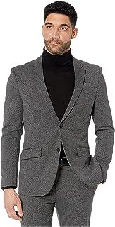 Perry Ellis 男式修身弹力纹理夹克