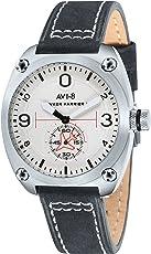 AVI-8 英国品牌 石英男士手表 AV-4026