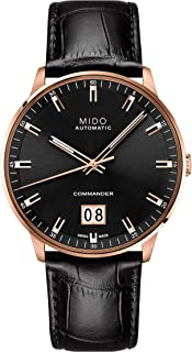MIDO 腕表 Commander(科曼达) M0216263605100 男士