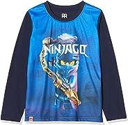 LEGO 男童 cm Ninjago 长袖衬衫