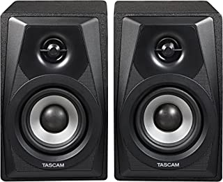 TASCAM 强力监听音箱 一对 内置2路放大器VL-S3