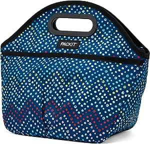 PackIt 可冷冻旅行午餐袋 V 形花纹 PKT-20675
