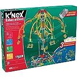 K'NEX教育 - STEM探索:摆动建筑套装 - 486件 - 8岁以上工程教育玩具
