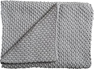 Schardt 15 100 208 Sunny 婴儿针织毯 75 x 100 厘米 灰色 灰色