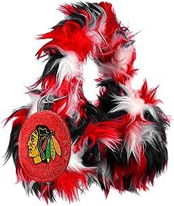2015 NHL 球队标志蓬松超大耳罩 - Pick Team 球队颜色 均码