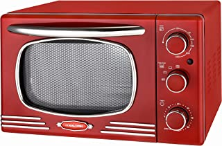 KALORIK 复古烤箱,19.5升,1300W ,红色