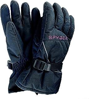 Spyder 男士高性能加垫滑雪滑雪板冬季手套(L 码,XL 码)