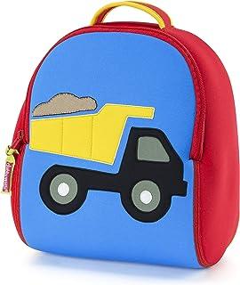 Dabbawalla Bags 卡车背包,红色/蓝色/黄色