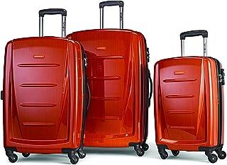 Samsonite 新秀丽 Winfield 2 硬壳行李箱,橙色,One Size