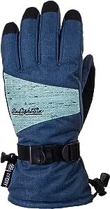 686 Paige 女士防水滑雪滑雪板手套