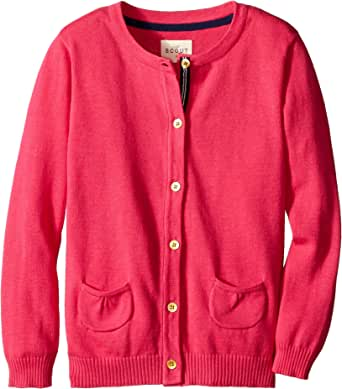 Scout + Ro Girls' Button-Front Cardigan