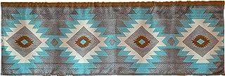 Carstens Inc. Mesa Daybreak 帷幔,蓝色