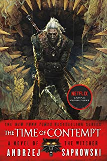 The Time of Contempt (The Witcher) (English Edition)