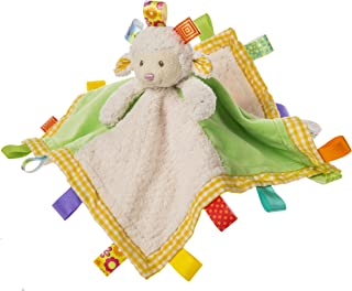 Taggies羊羔毛毯 舒适毛毯 - 13 英寸 Taggies Sherbet Lamb Character Snuggle Blanket